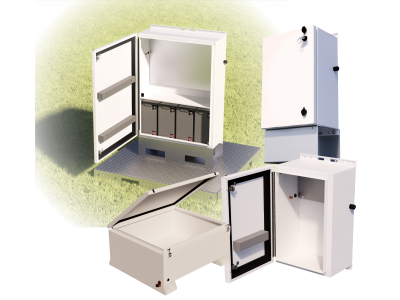Solarcraft IDEAL Enclosures