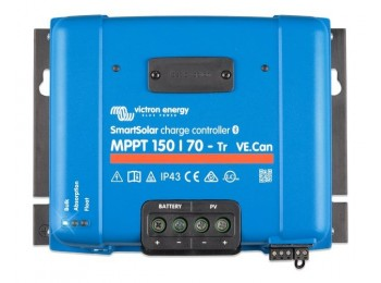 Victron Energy SmartSolar Charge Controller MPPT 150-70-Tr VE.Can 12V/24V/48V
