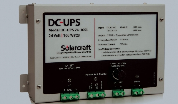DC-UPS Power Supplies