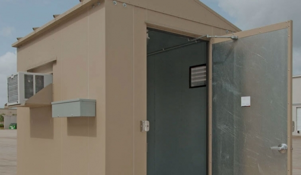 Walk-in Equipment Shelters